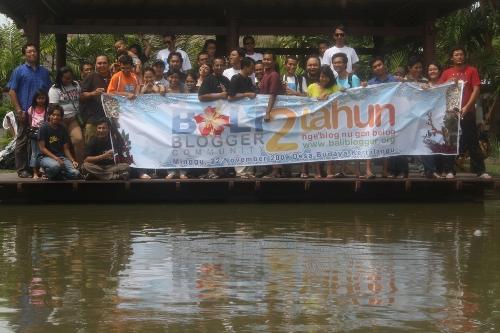 Bali Blogger Community, Dua Tahun