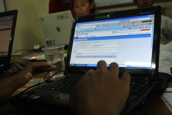 Blog Difabel, Bali Bolgger
