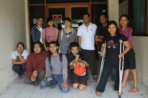 Bali Blogger dan Difabel