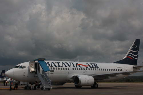 Pesawat Batavia