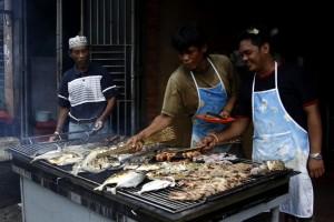 Ikan Bakar Paotere