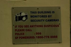 CCTV di Singapura