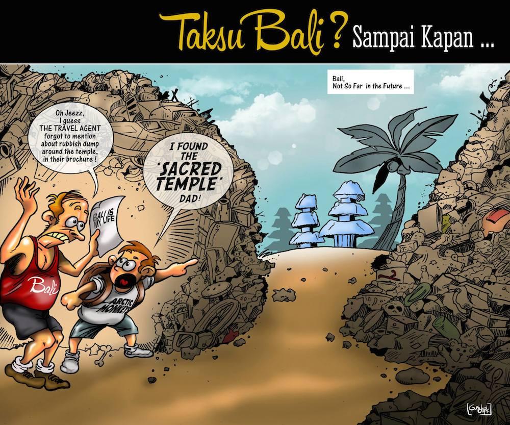 Bali Waste