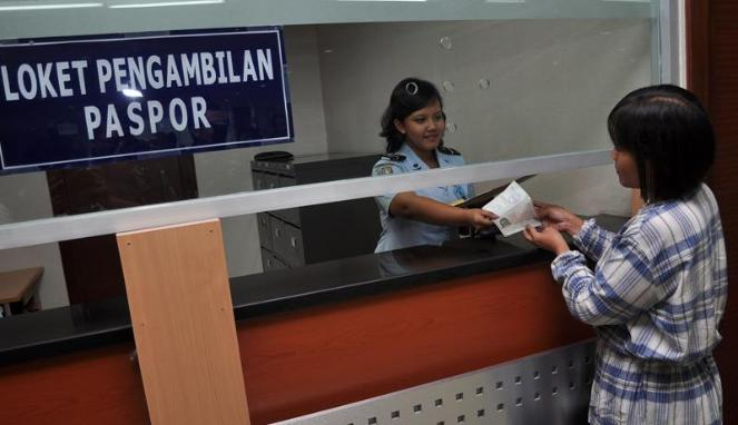 Ilustrasi pelayanan imigrasi. Foto Viva.co.id