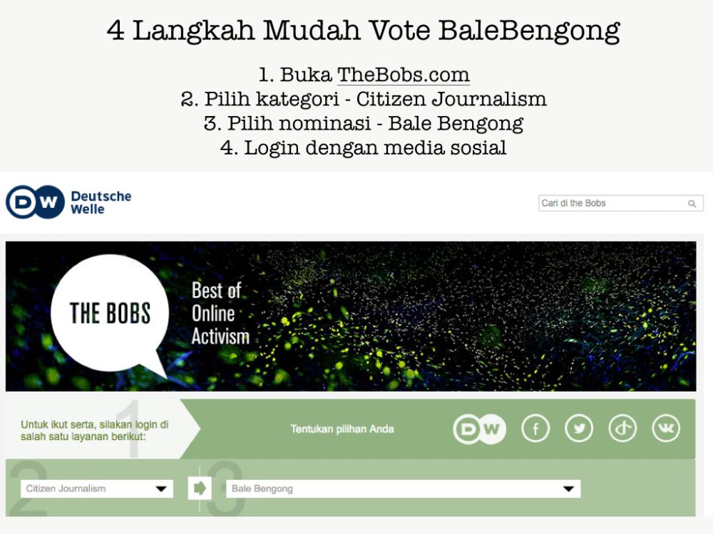 Vote BaleBengong 001