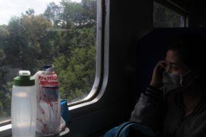 Naik kereta dari Jember ke Banyuwangi