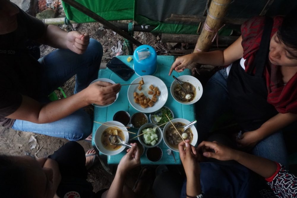 Bago Street Food